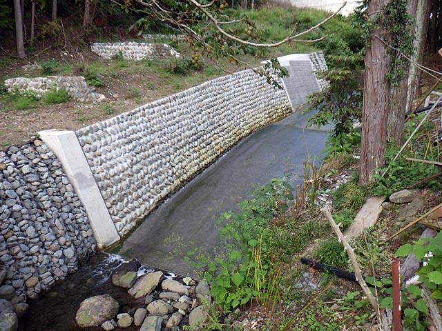 楮根川外 戸樋の沢