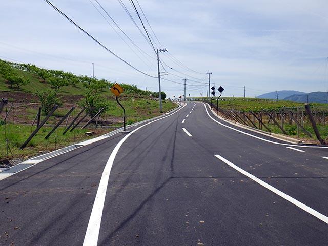日之城地区農道1号実施設計