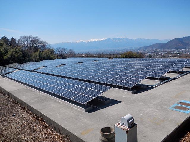 笛吹川左岸地区 太陽光発電施設設計業務