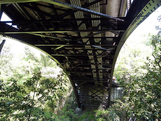 新猿橋歩道橋1